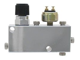 MBM-PVC-C-Adjustable Proportioning Valve + Distribution Block