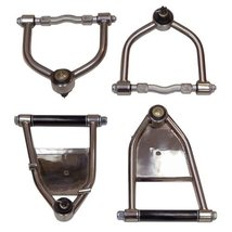 Proheader PS506 - Mustang II Control Arms for Air Bag Stainless Steel