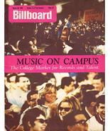 Billboard. Music on Campus: The College Market for Records and Talent (1... - $25.00