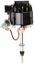 Top Street Performance JM6523BK HEI Distributor with Black OEM Cap (65K Volt ...