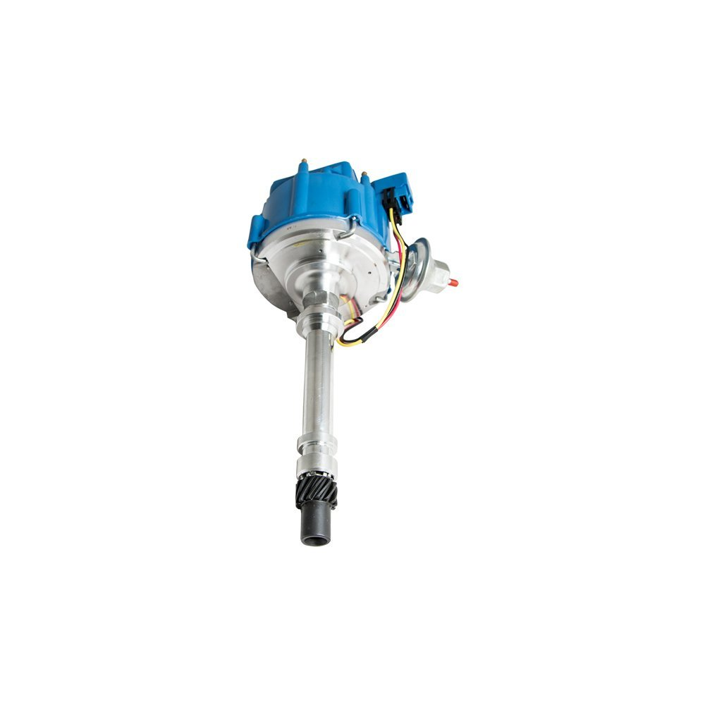 Top Street Performance JM6521BL HEI 65000V Distributor Coil with Blue Cap