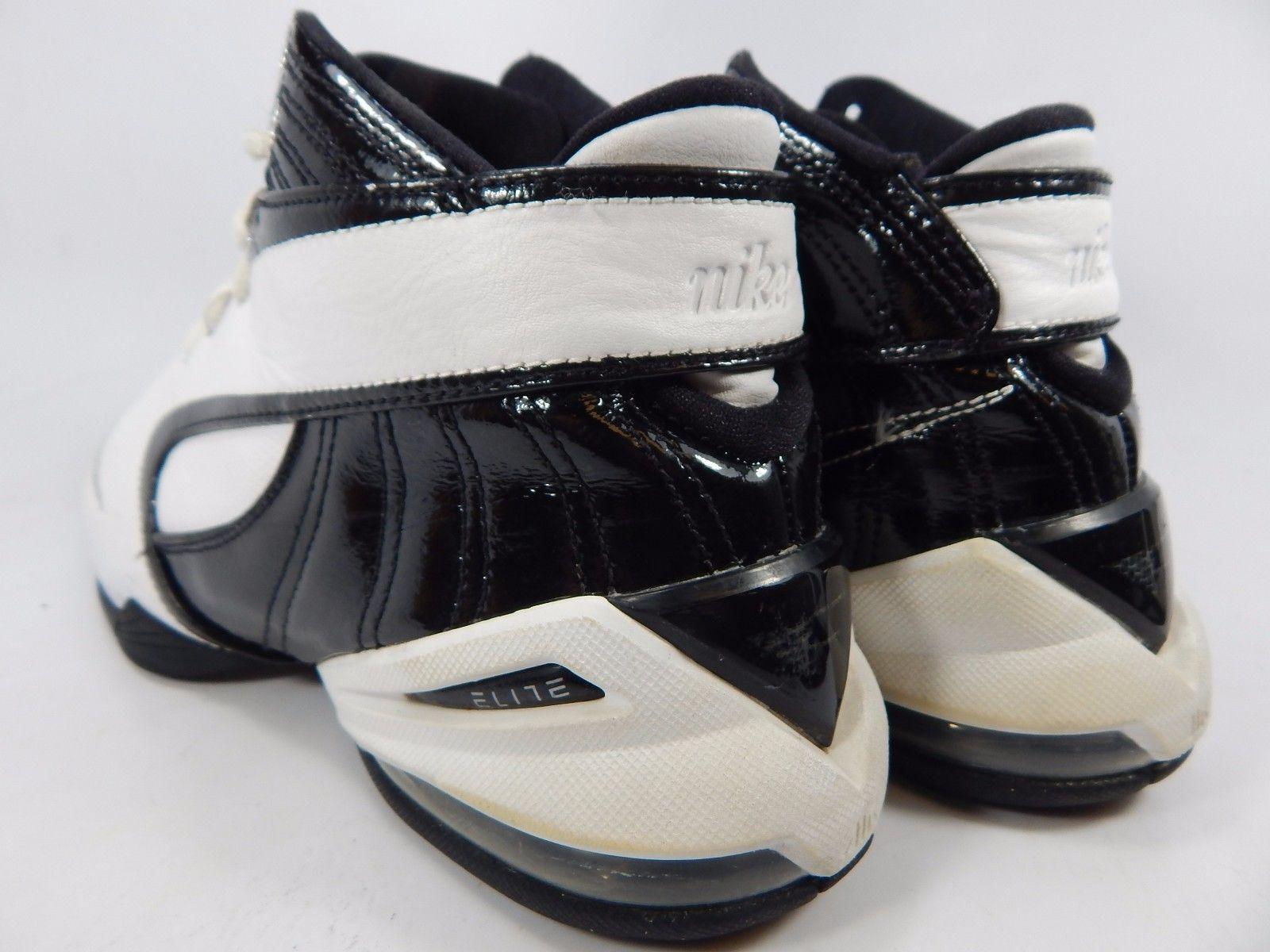 Nike Viz Air Elite 2007 Women's Basketball Shoes Sz US 8 M (B) EU 39 316687-101