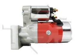 TSP SB/ BB Chevy Mini Starter Motor, Red Tilton Style JM7001R
