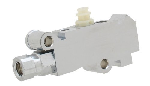 Proheader PB215C - Proportioning Valve, Chrome Finish for Disc/Disc brakes