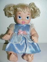 Disney 2004 Playmates Cinderella Baby Girl 12 inch Doll - $14.85