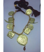 Punjabi FOLK cultural Bhangra gidha kaintha taweets en Maroon Ribete Col... - $34.75
