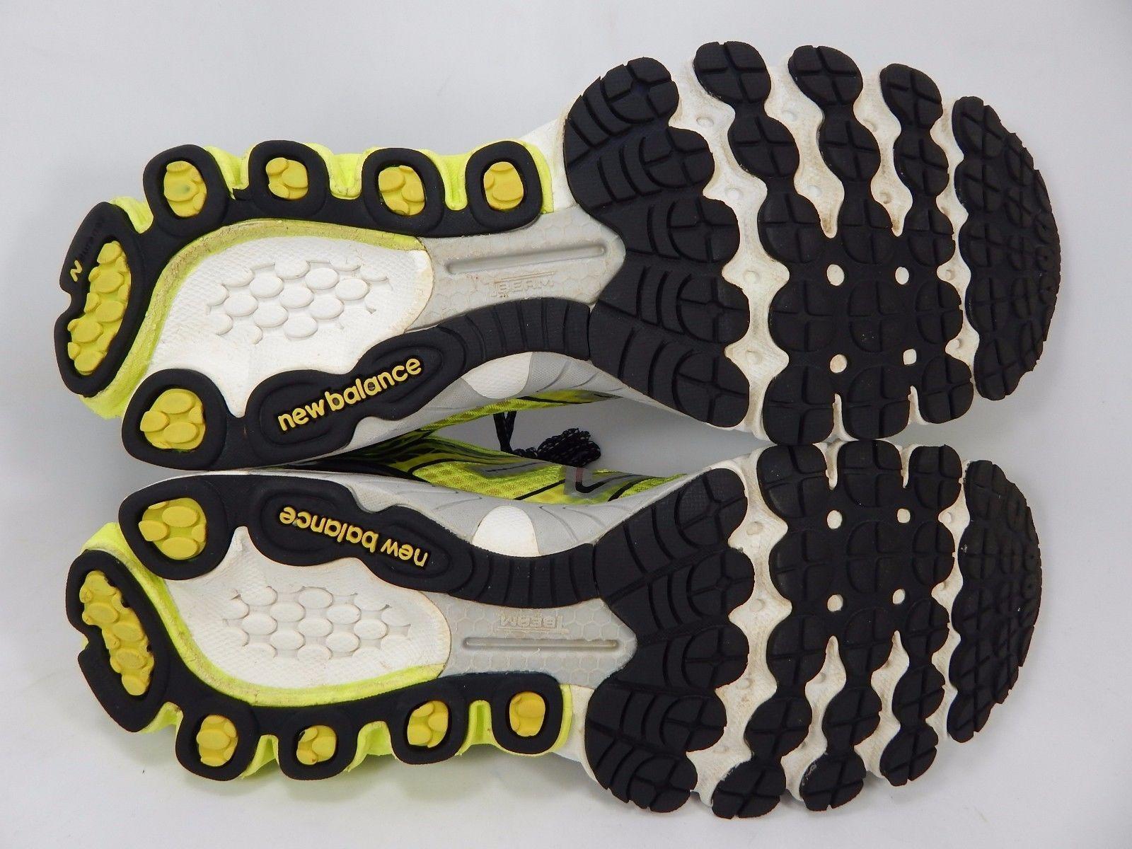 New Balance 870 V3 Men's Running Shoes Size US 13 M (D) EU 47.5 Yellow M870YG3