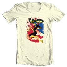 Bat girl bat man dc comics t shirt thumb200