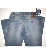NWT $169 MISS SIXTY JEANS CAPRIS 27 28 X 23 WOMENS ITALY - $34.99