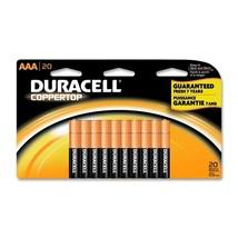 Duracell Duracell CopperTop General Purpose Battery DURMN2400B20 - $41.16