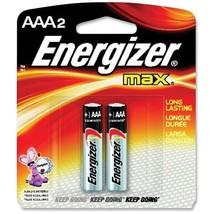 Energizer AAA Alkaline General Purpose Battery AAA Alkaline 1.5 V DC - $27.88