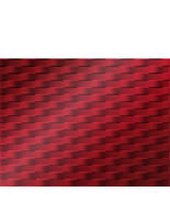 Mirroflex Backsplash Weave Mirror Red - $14.99