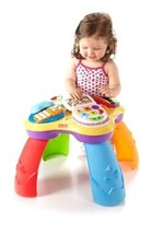 Fisher-Price Laugh 'N Learn Laugh and Learn Puppy and Friends Learning Table - $75.38