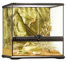 Frog Iguana Reptile Lizard Habitat Home Snake Enclosure Cage Terrarium T... - $230.10