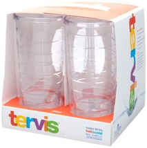 Kitchen & Dining Tervis 4-Pack Tumbler, 16-Ounce, Clear HOME - $80.66