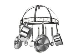 Pot Pan Ladle Rack Hooks Hang Hanger Holder Sto... - $69.14