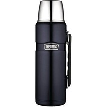 Thermos Stainless King 40 oz Beverage Bottle Drink Hot Cold Drinkware Tr... - $62.28