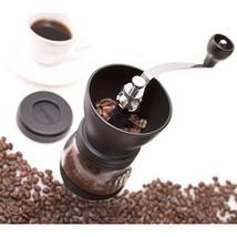 Coffee Grinder Hario Skerton Ceramic Manual Burr Hand-Crank Mill Kuissen... - $61.12