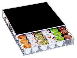 36 Keurig K-Cup Pod Storage Drawer Holder Organ... - $36.94