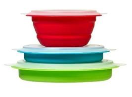 Home Kitchen Organizer Collapsible Food Storage... - $30.10