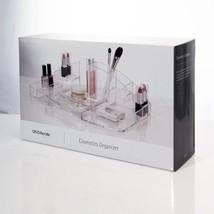 Acrylic Cosmetic Makeup Women Vanity Organizer Holder Storage Caddy Tray... - $27.80