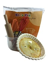 Kids Real Pie Making Kit - Have Fun While They ... - $41.58