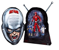 Figures Toys SDCC 2015 Exclusive Marvel Ant-Man Deluxe 5 Figure Set Game... - $299.06