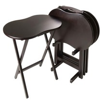 television Winsome Skippy 5-Piece Tv Table Set,... - $172.68