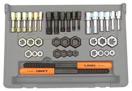 Fractional Metric Thread Restorer Kit 40 Piece Tools Garage Taps Dies To... - $168.98