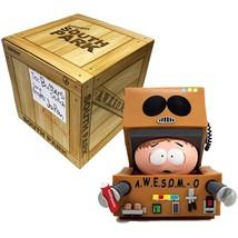 Kidrobot South Park A.W.E.S.O.M.-O 6-inch Medium Vinyl Figure Awesome Ga... - $143.32