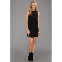 JOIE SARIE SLEEVELESS SILK DRESS, Black, Size XS, MSRP $228 - $55.85