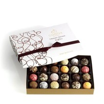 Godiva Chocolatier Ultimate Dessert Truffles Gift Box 24 Count - $115.18