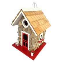 Patio Lawn Home Bazaar Fieldstone Guest Cottage... - $99.90