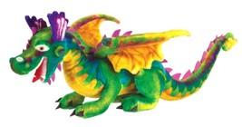 Toys Games Melissa & Doug Dragon Plush Baby Toddler play - $96.18