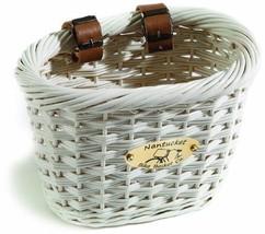Nantucket Bike Basket CompanyCliff Road Collection Oval Child Bike Baske... - $78.60