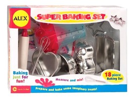 Kids Baking ALEX Toys Super Baking Set Supplies - $62.50