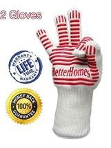 1Pair Cooking Gloves Upto 932°F=500°C Heat Resistant Gloves, BBQ Heat ... - $57.70