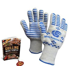 Highest Rated Oven Gloves Heat Resistant l Best Oven Grilling Gloves For... - $55.34