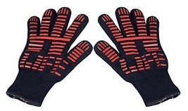 TTLIFE BBQ Grilling Cooking Gloves - 932°F Extreme Heat Resistant Glove... - $50.78