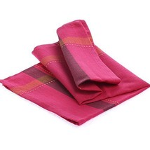 Collection of 12 Square Fuchsia with Lime Green... - $46.18