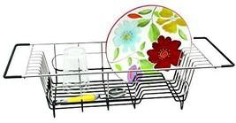 Home Kitchen Organizer Sink-Mount Dish Drainer ... - $43.88