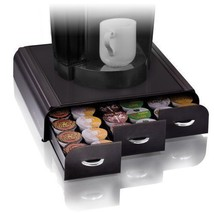 Anchor Coffee 36 Pod Drawer Capsule Storage Holder Stand Keurig K-Cup Po... - $39.26