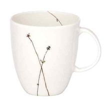 NEW Lenox Simply Fine Flourish Tea/Coffee Cup h... - $37.56