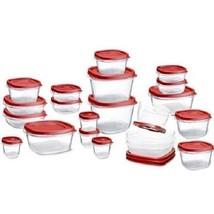 Rubbermaid 42 Piece Lid Food Storage Set Organi... - $36.96