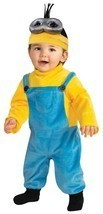 Toddler Minion Kevin Costume/Fits 3T-4T/Rubies/Licensed Universal Studios - $27.71