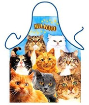 NEW Cats Apron HOME/Kitchen - $34.48