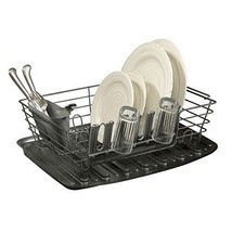 Home Kitchen RV Large Dish Drainer Drying Rack Pot Pan Utensil Storage O... - $32.34