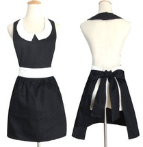 Hot New Stylish Fashion Models Beautiful Home and Work Black Aprons for ... - $30.10