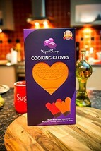 Cooking Gloves-Heat Resistant Silicone for BBQ'ing,Grilling,Baking,Oven ... - $28.94