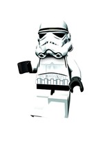 lighting Shelter Lego Stormtrooper Torch lantern - $27.68
